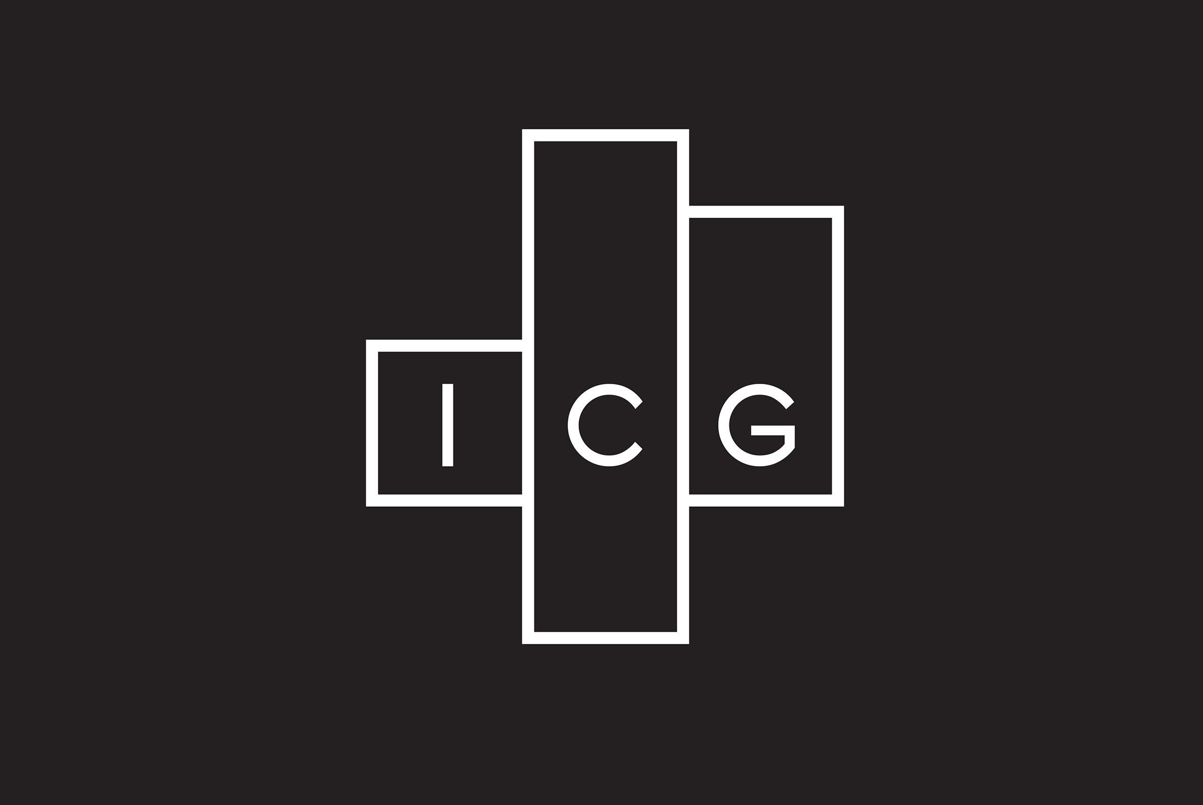 ICG brand mark