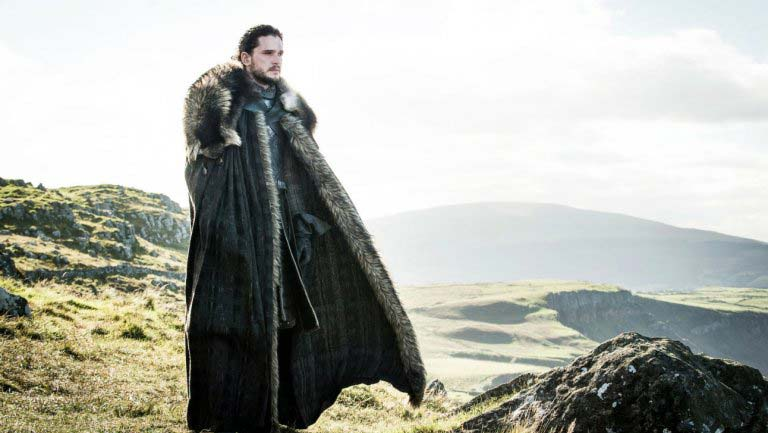 Jon Snow_King of the North