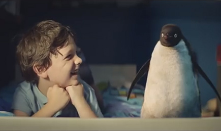 Monty the Penguin – John Lewis Christmas Advert – PR Campaign