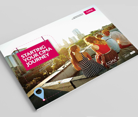 CIMA – Studet Welcome Pack