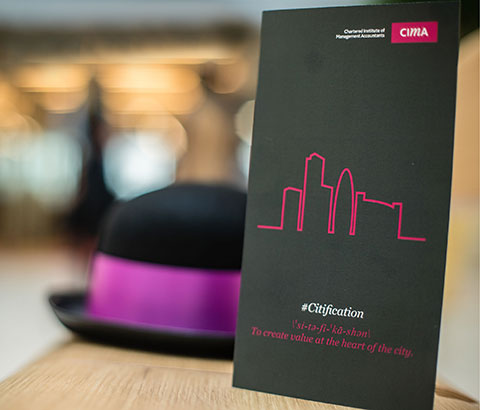 CIMA event – Citification
