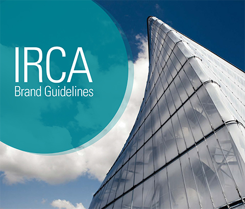 IRCA brand guidelines Westgate
