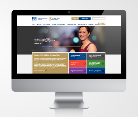 Westgate web design in Kent