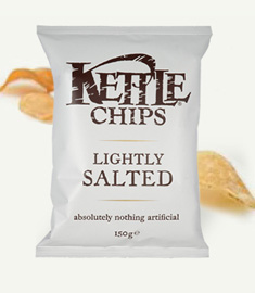 Kettle Chips bag